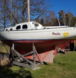 Fingal-båtar till salu