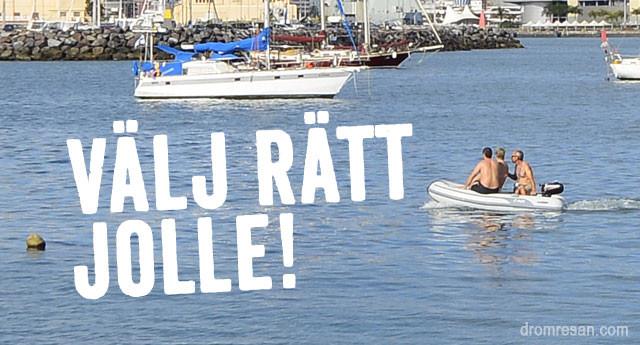 Guide: Bra jolle till båten