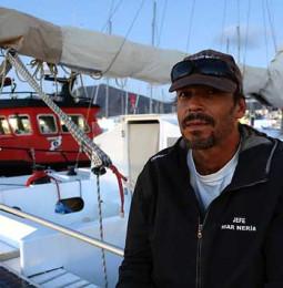 Långseglare vi mött: Anders på Lanzarote