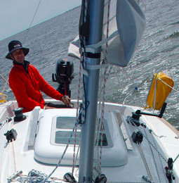 Biscay – Baltic: Långsegling med pyttebåt