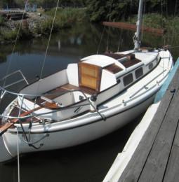 Fråga: Långseglande båt under 50 000 kr?