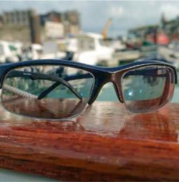 Sportglasögon för närsynta
