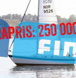 Köp billig långsegelbåt i Norge