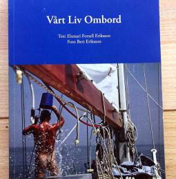 Bok: Elsmari Forsell Eriksson och Bert Eriksson – Vårt liv ombord