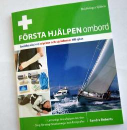 Bok om första hjälpen ombord