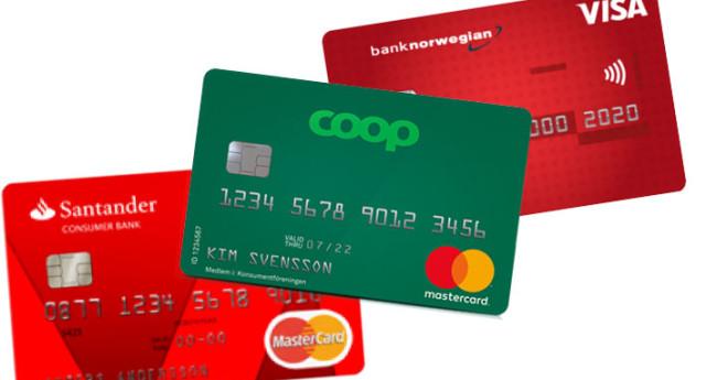 Dyra kreditkort på långseglingen