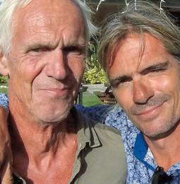 Långseglare vi mött – Lasse och Erik på Salsa