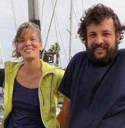 Långseglare vi mött: Laszlo seglar över Atlanten i en Fjord28