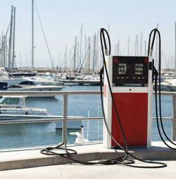 Fråga: Billig diesel på långsegling?